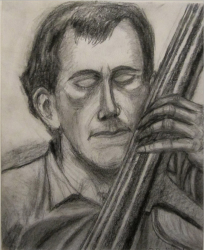 Ari Roland - conti crayon